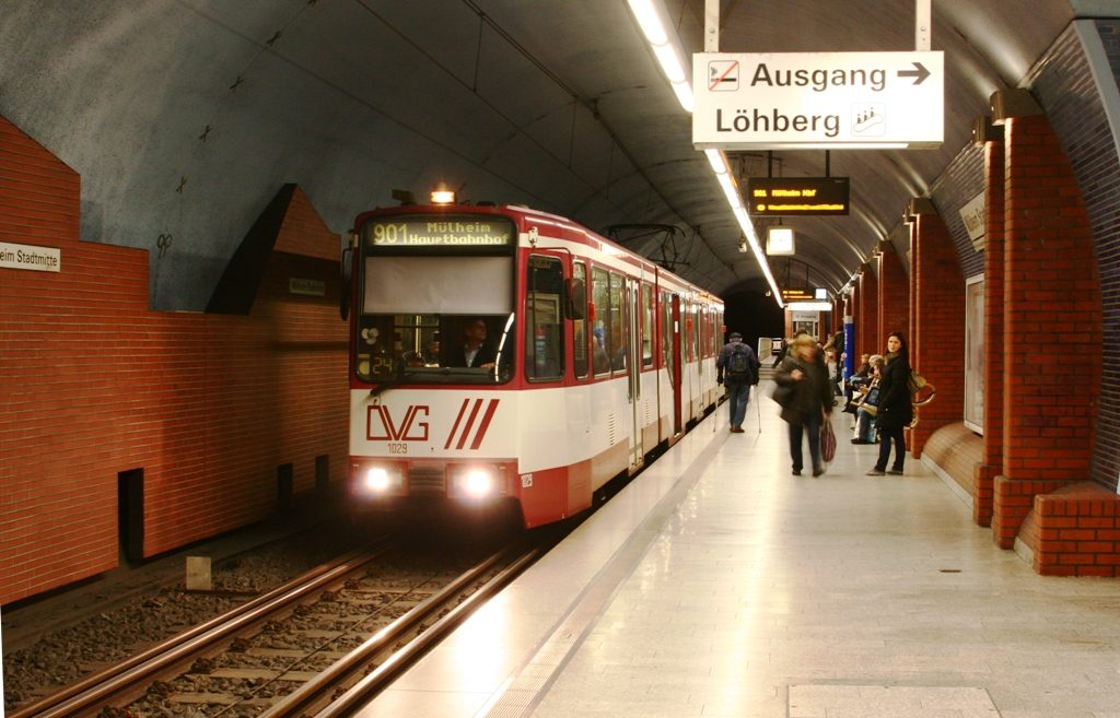 Further reductions in Mülheim - Urban Transport Magazine