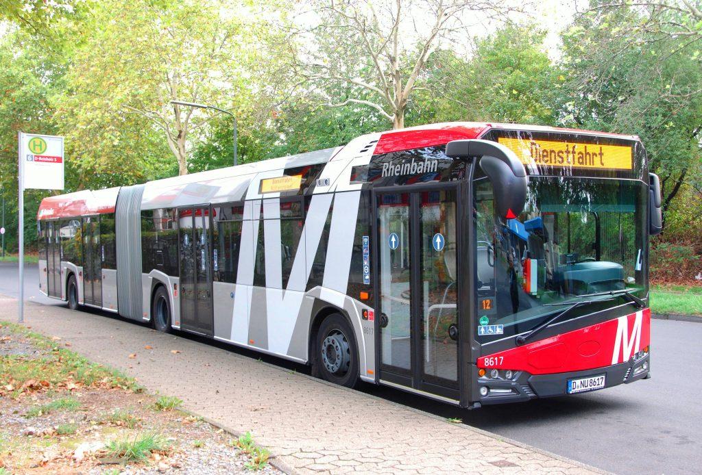 d sseldorf ein jahr metrobusse urban transport magazine. Black Bedroom Furniture Sets. Home Design Ideas